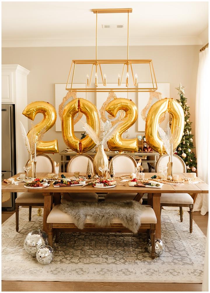 Last Minute New Year\u0027s Eve Decor Ideas , Haute Off The Rack