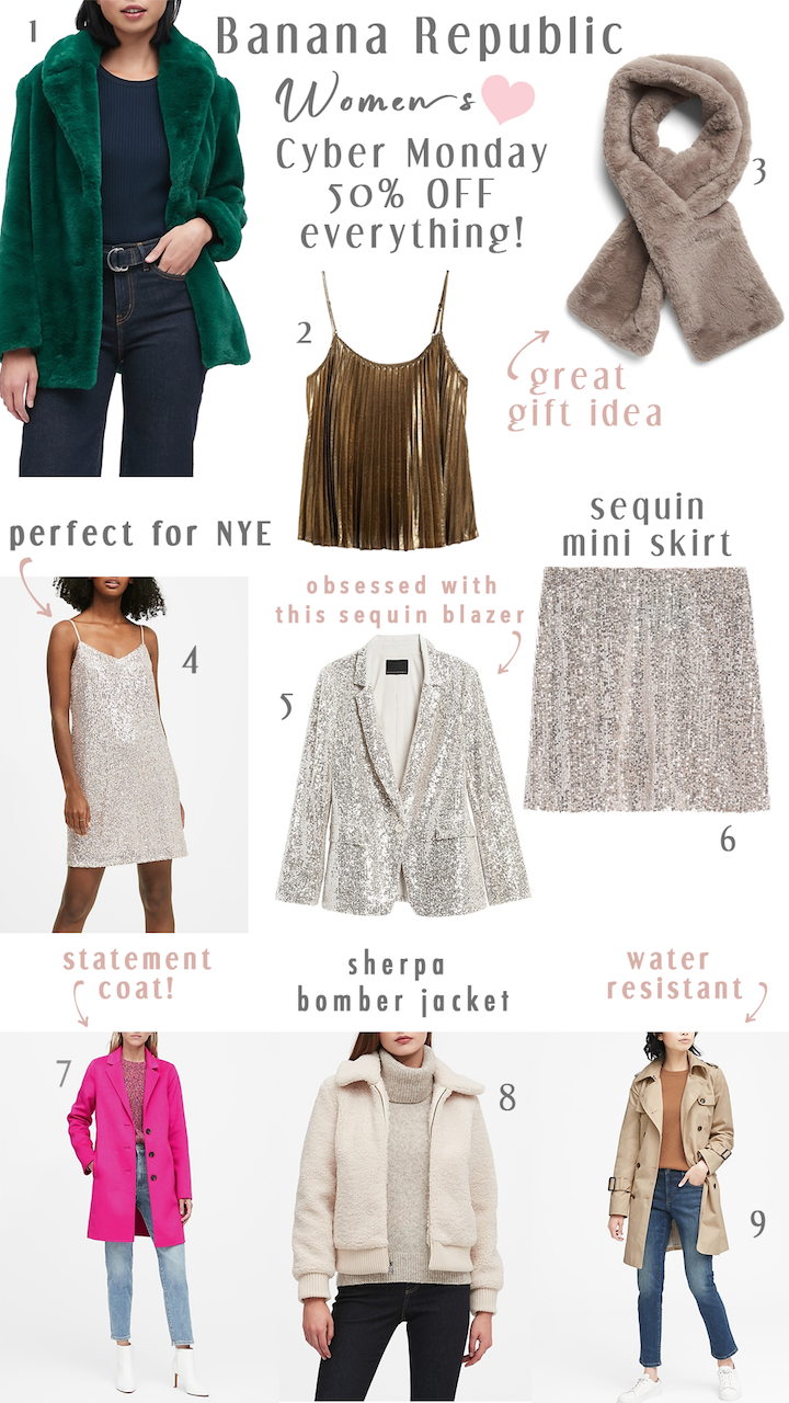 banana republic women's 2019
