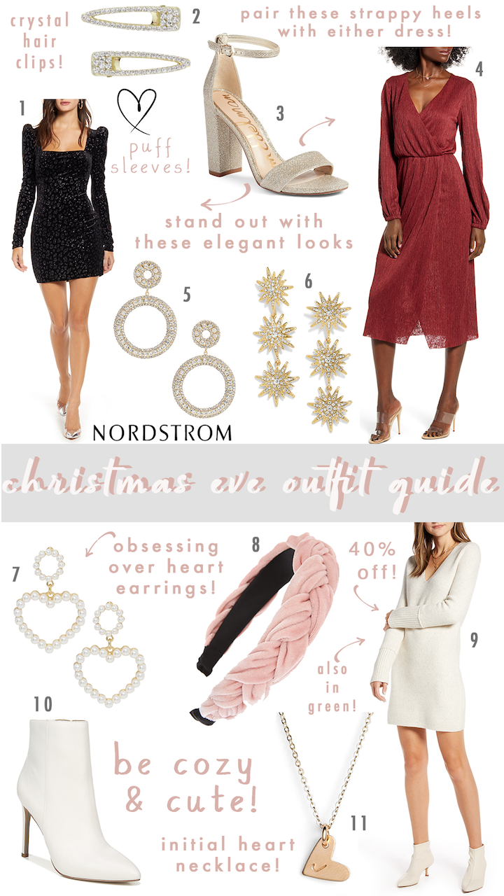 christmas eve outfit ideas