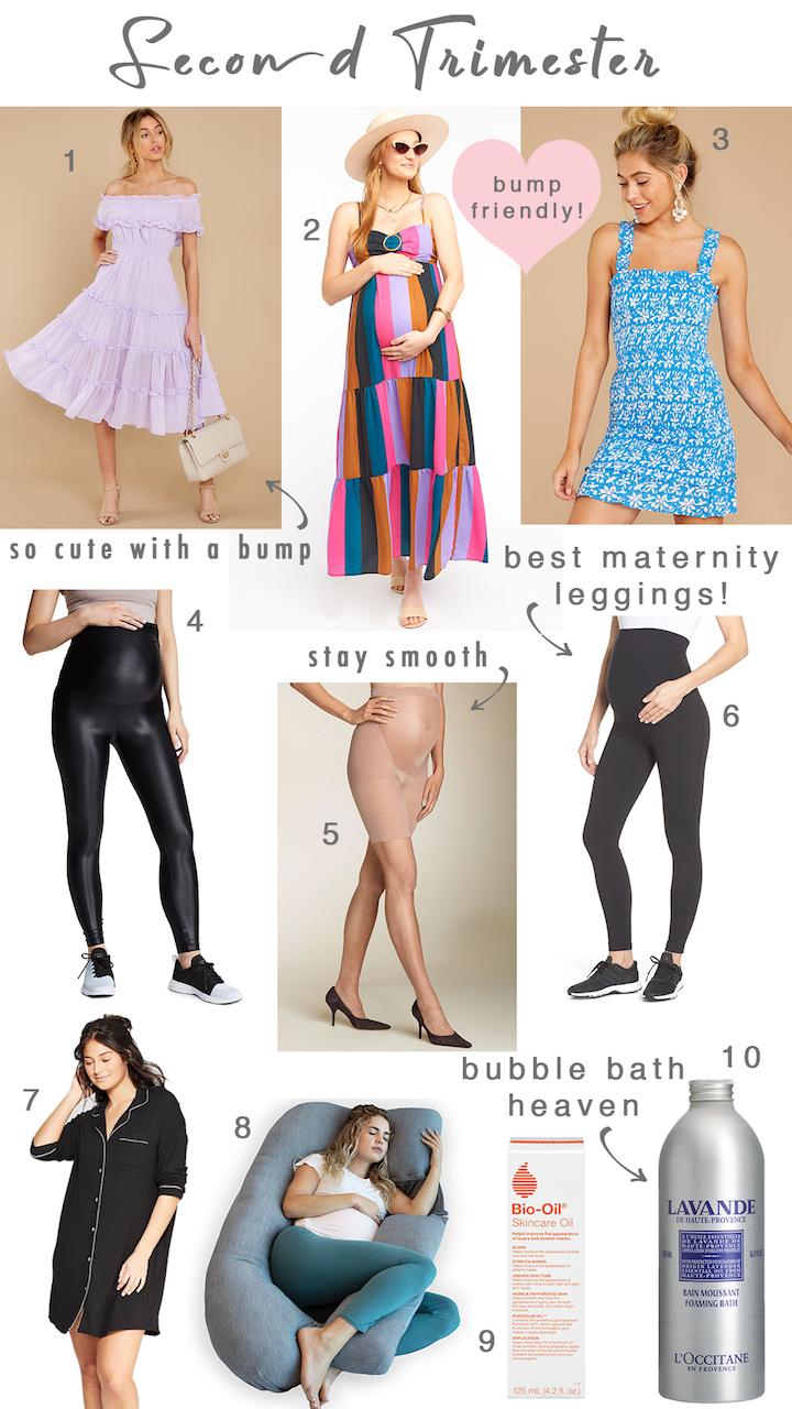 second trimester essentials