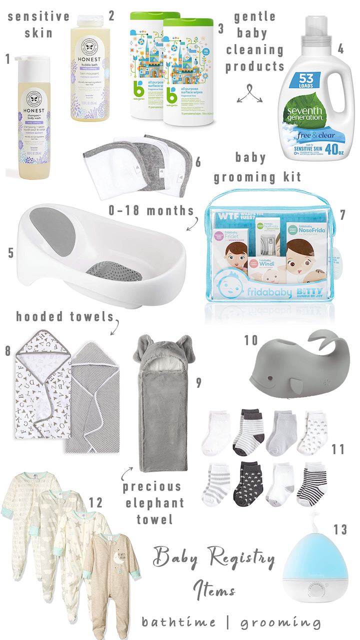 baby registry top picks
