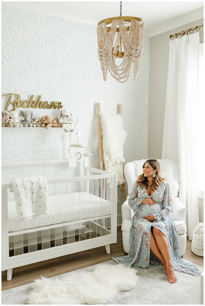 Baby P Nursery Reveal - Haute Off The Rack