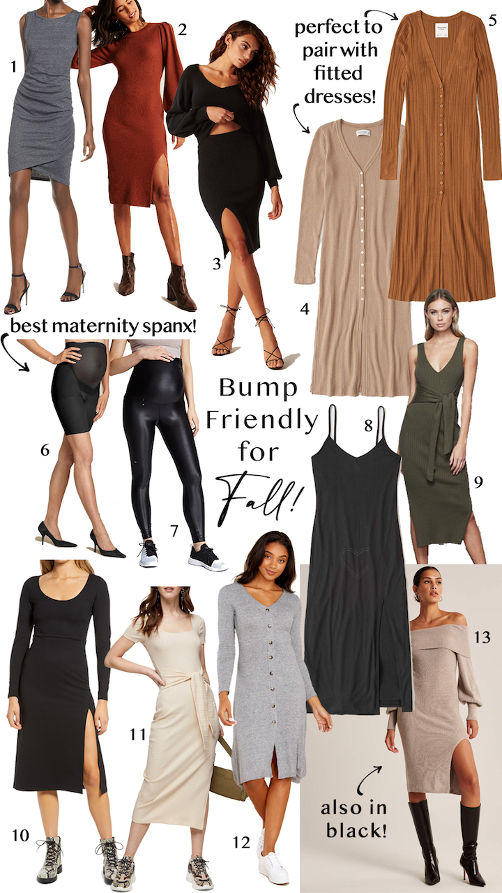 bump friendly outfits