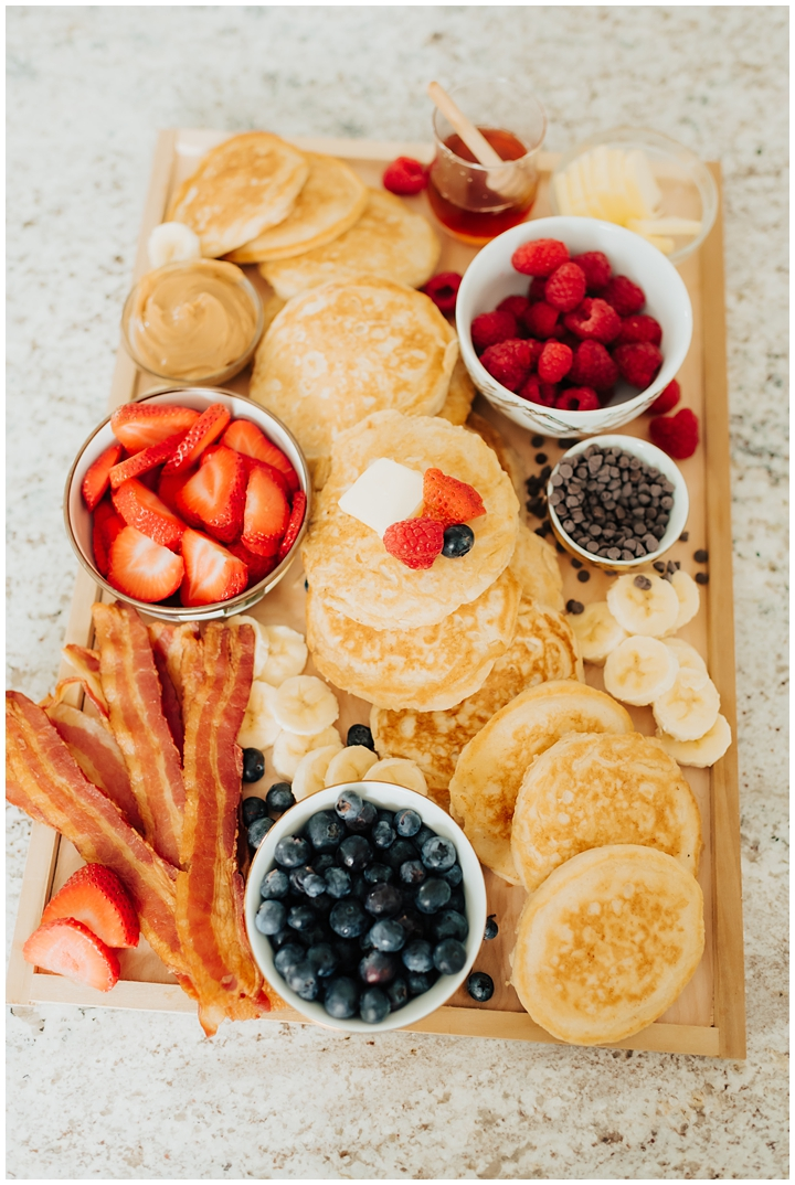 custom pancake board