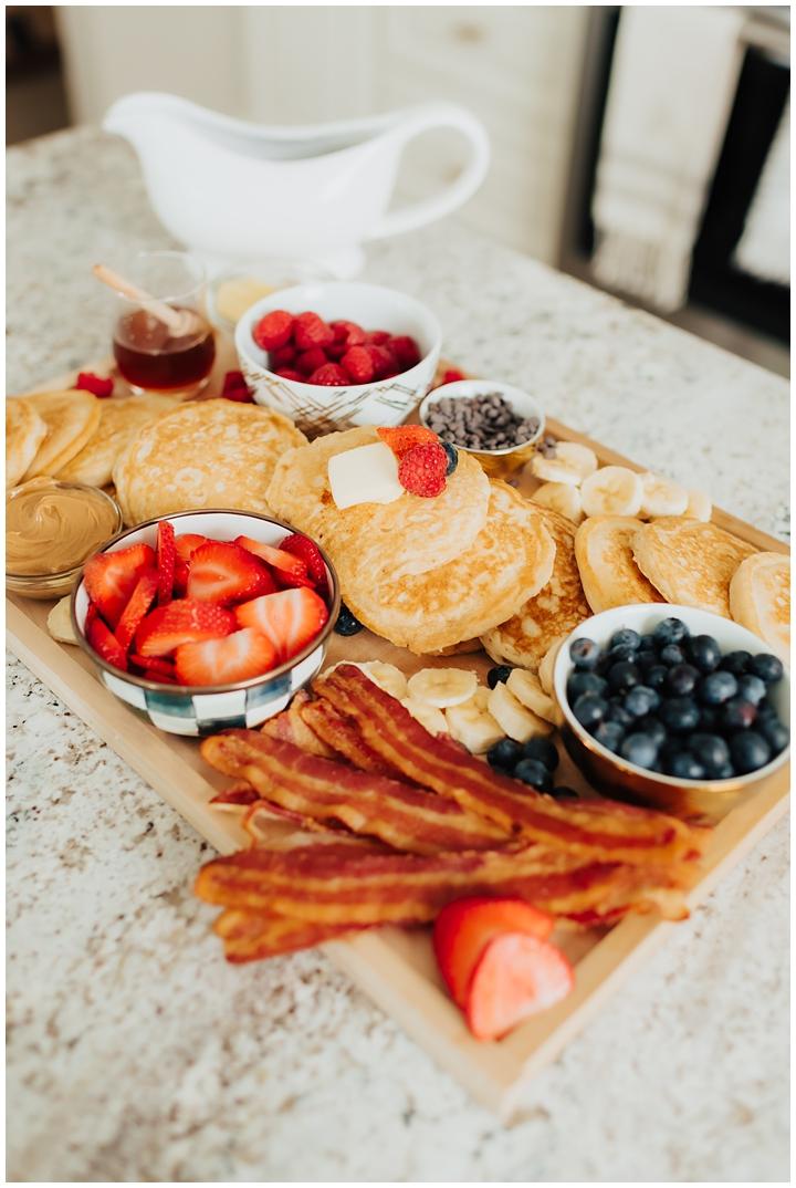 pancake board