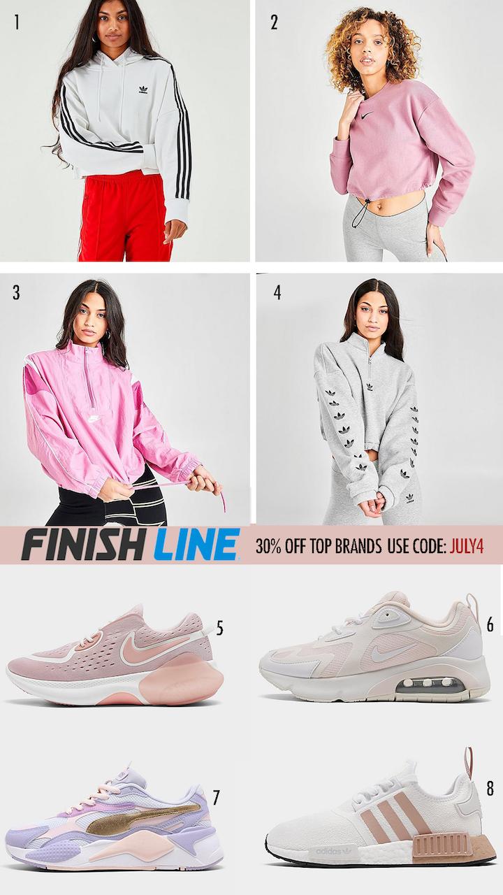finish line sale