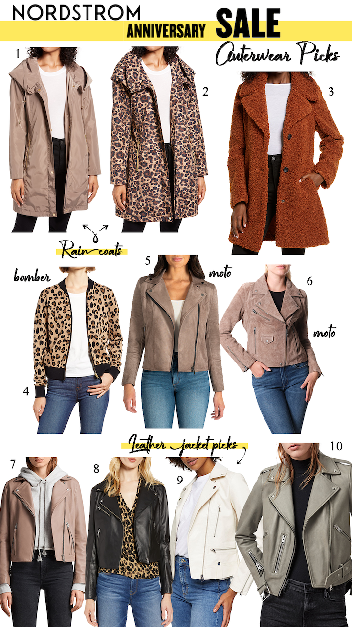 nordstrom outerwear