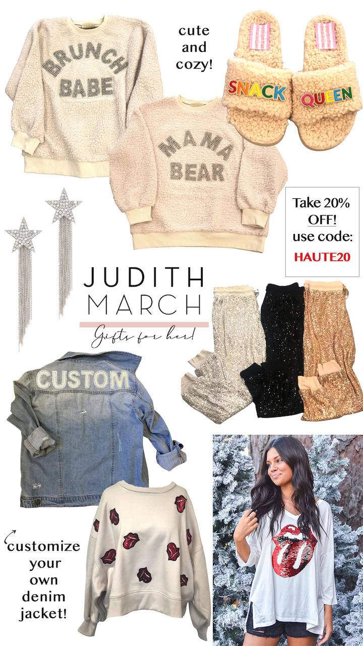 judith march gift ideas