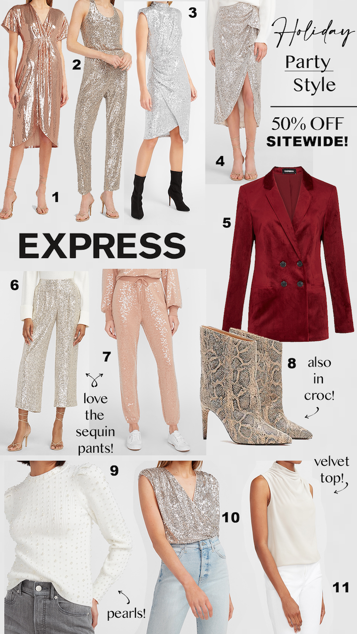 express holiday style