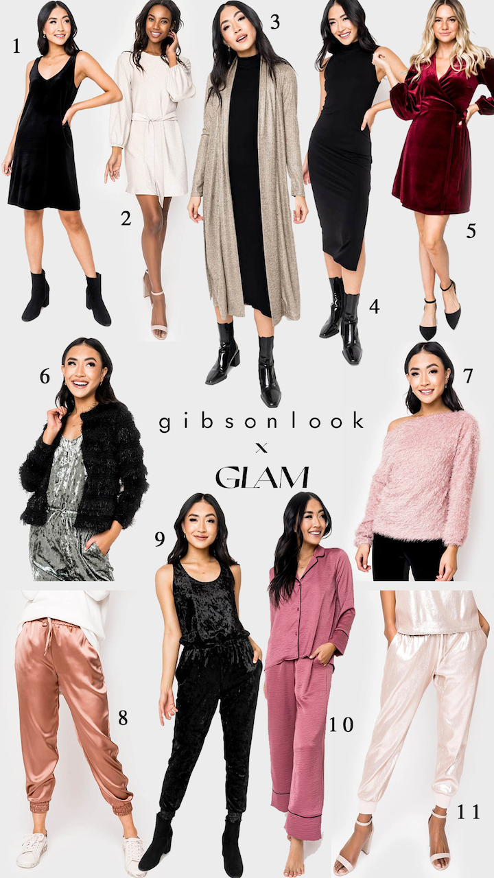 gibson glam collection 2020