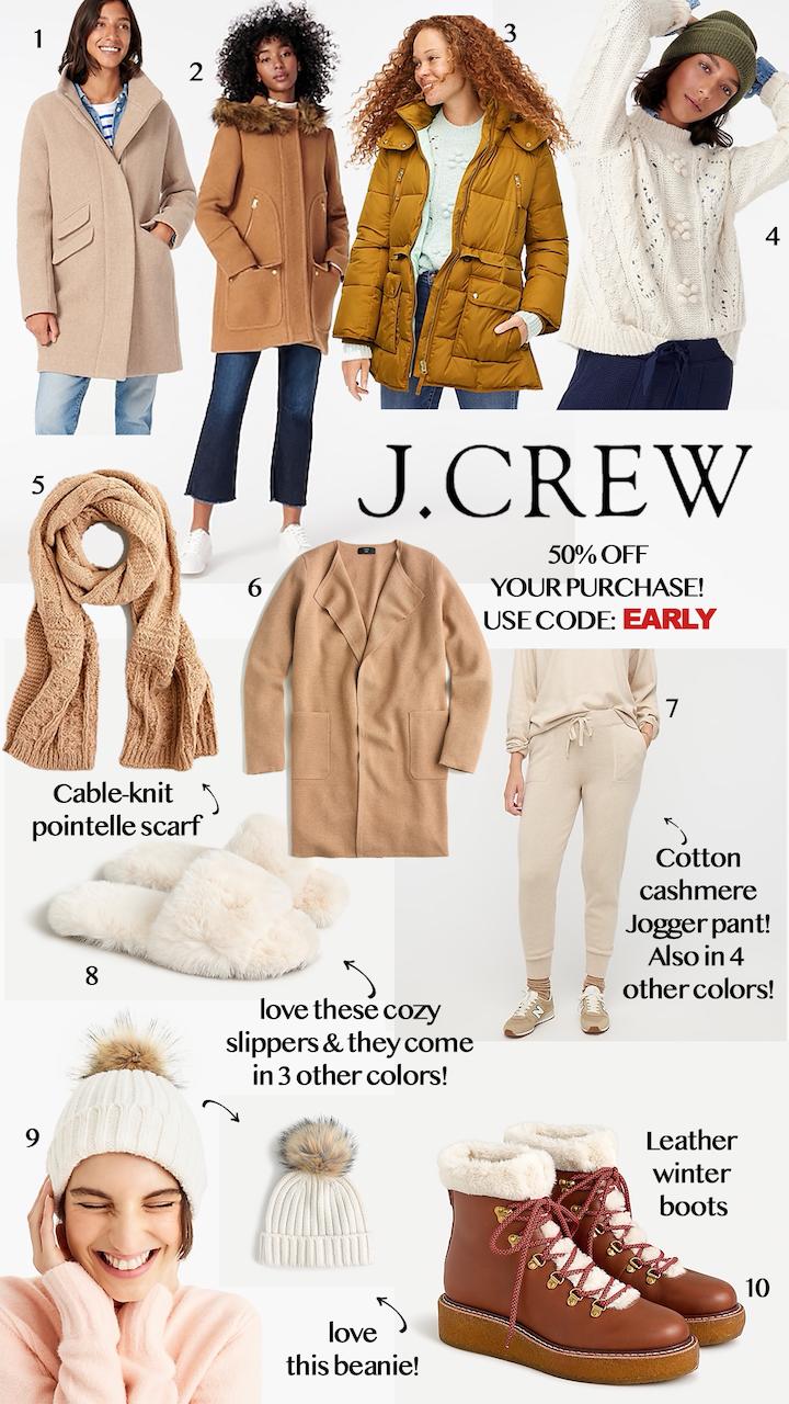 j crew sale