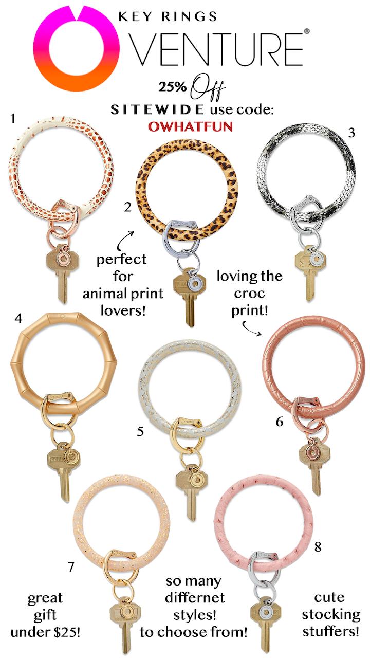 oventure rings