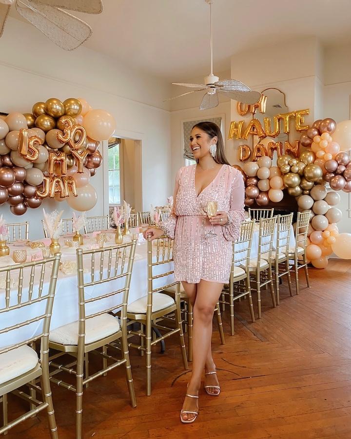 pink-sequin-dress