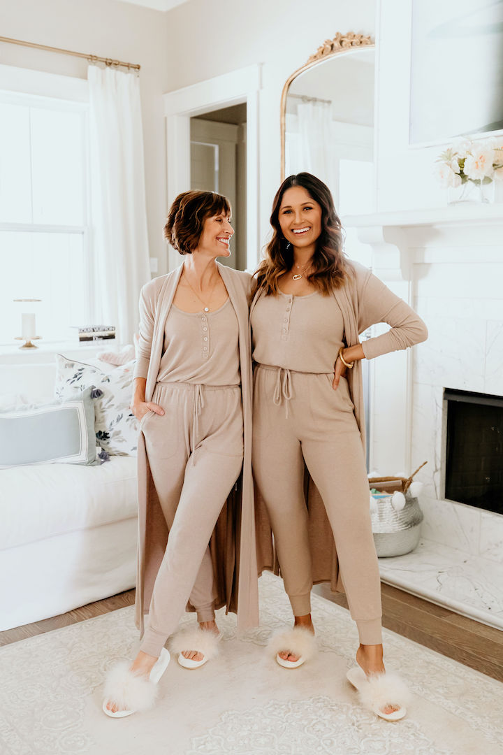 loungewear jumpsuit