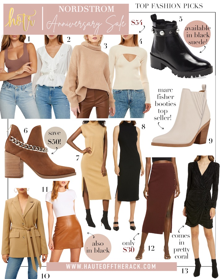 top fashion picks
