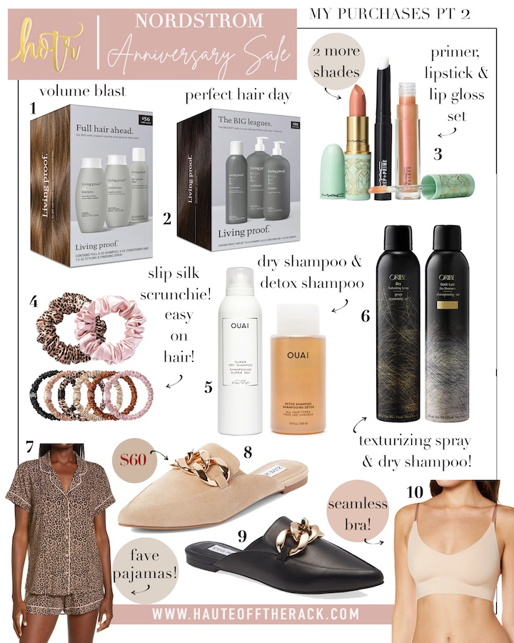 nordstrom sale beauty items