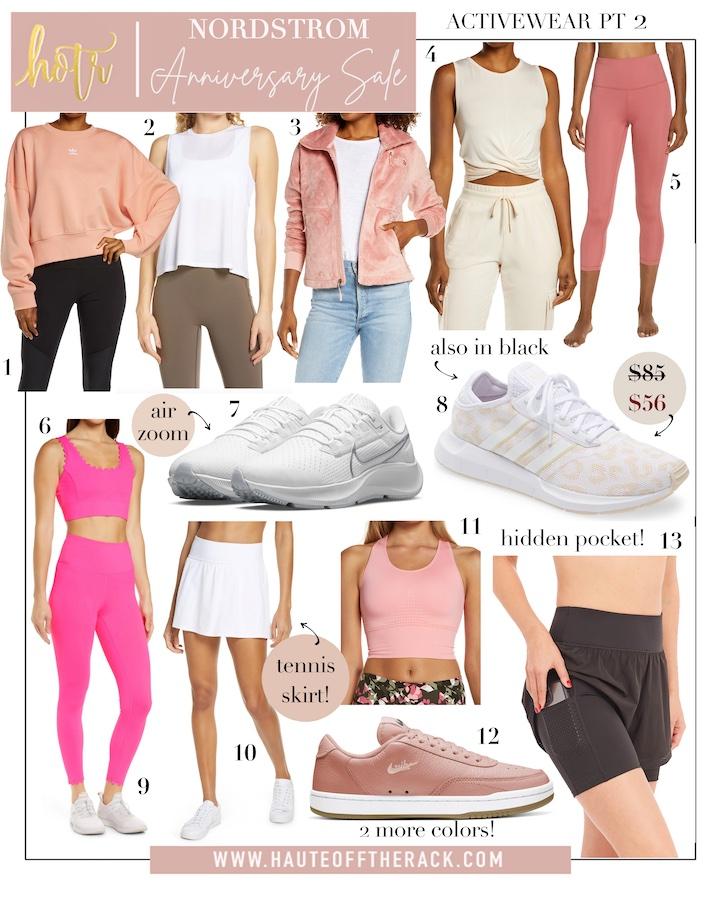 nordstrom activewear