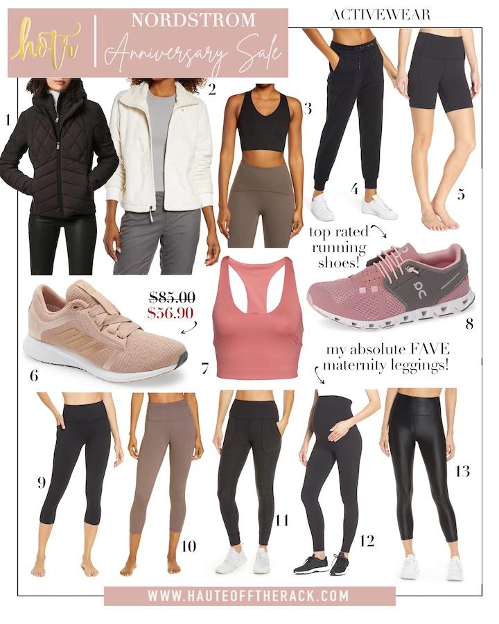 nordstrom sale activewear